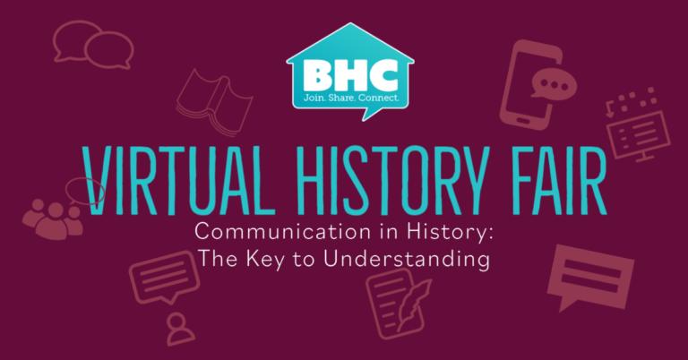 BHC Virtual History Fair 768x402